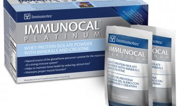 immunocal nutrients in tamarindo costa rica